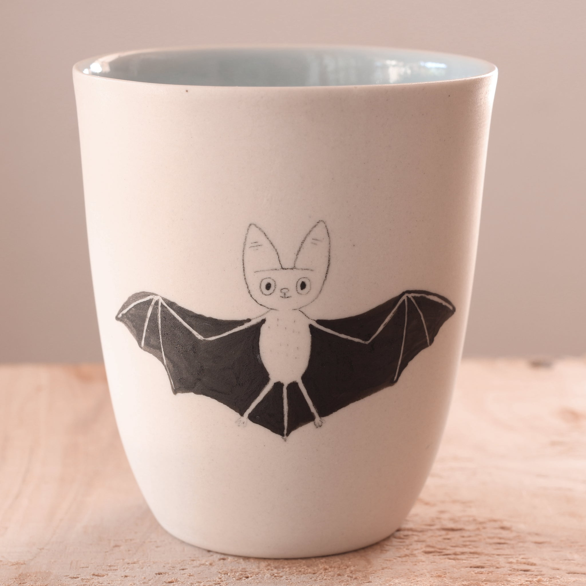 Bat - Hand Illustrated Cup