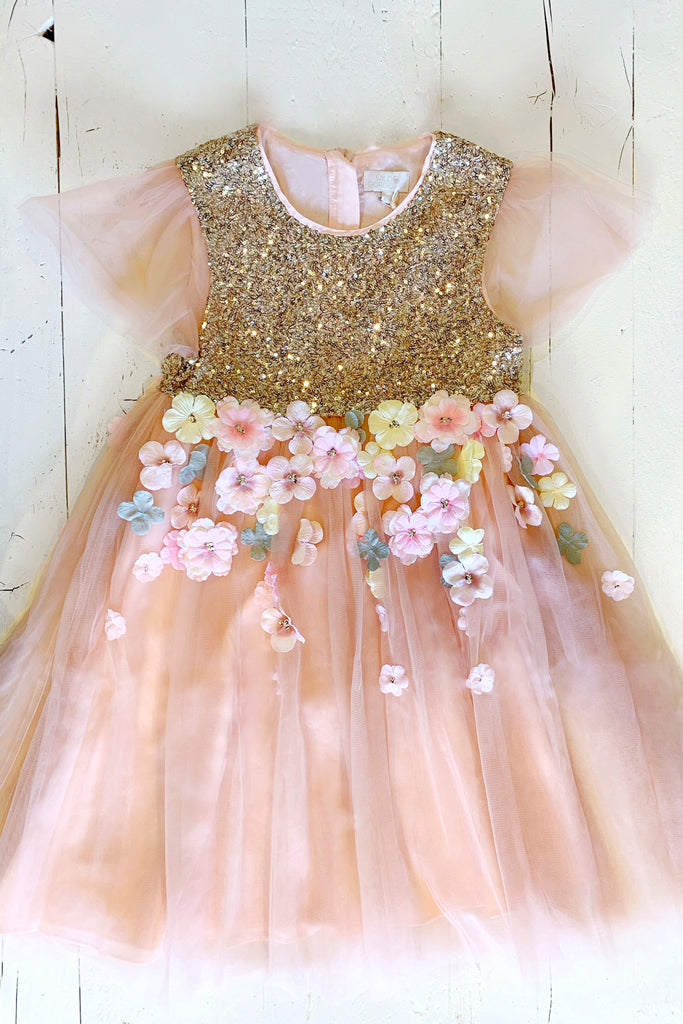 Pink Midsummer Dress