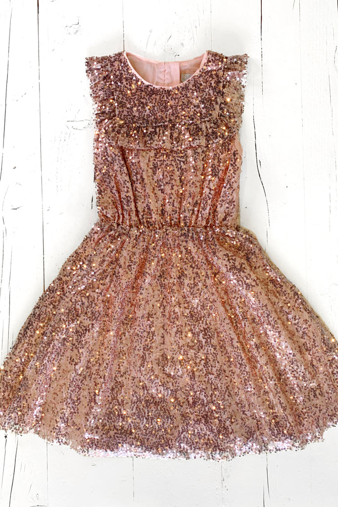 Rosie Sequin Dress