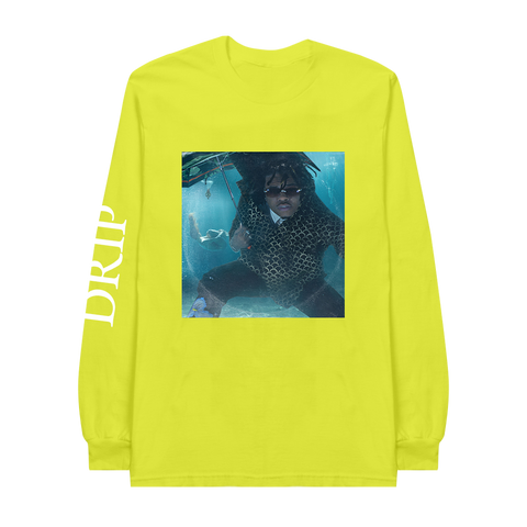 Drip Longsleeve + Digital Album