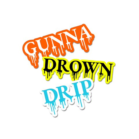 Drip Sticker Pack
