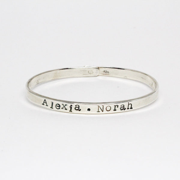 Customizable Name Bracelets