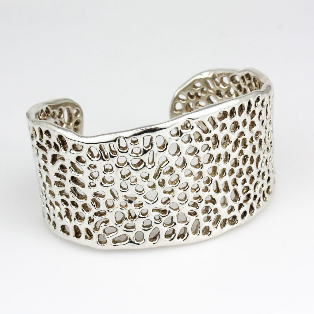 Wide Sea Fan Cuff