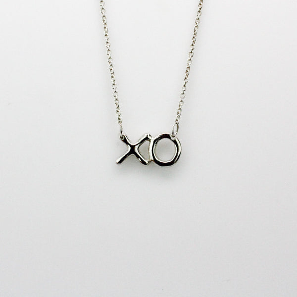 """XO"" Necklace"