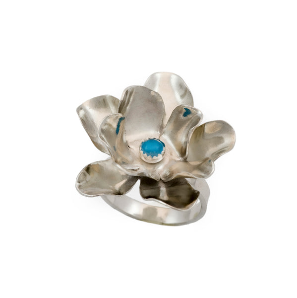 Rose Ring - Multiple Stone Options