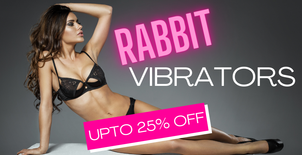 RABBIT VIBRATORS REDSATINUK