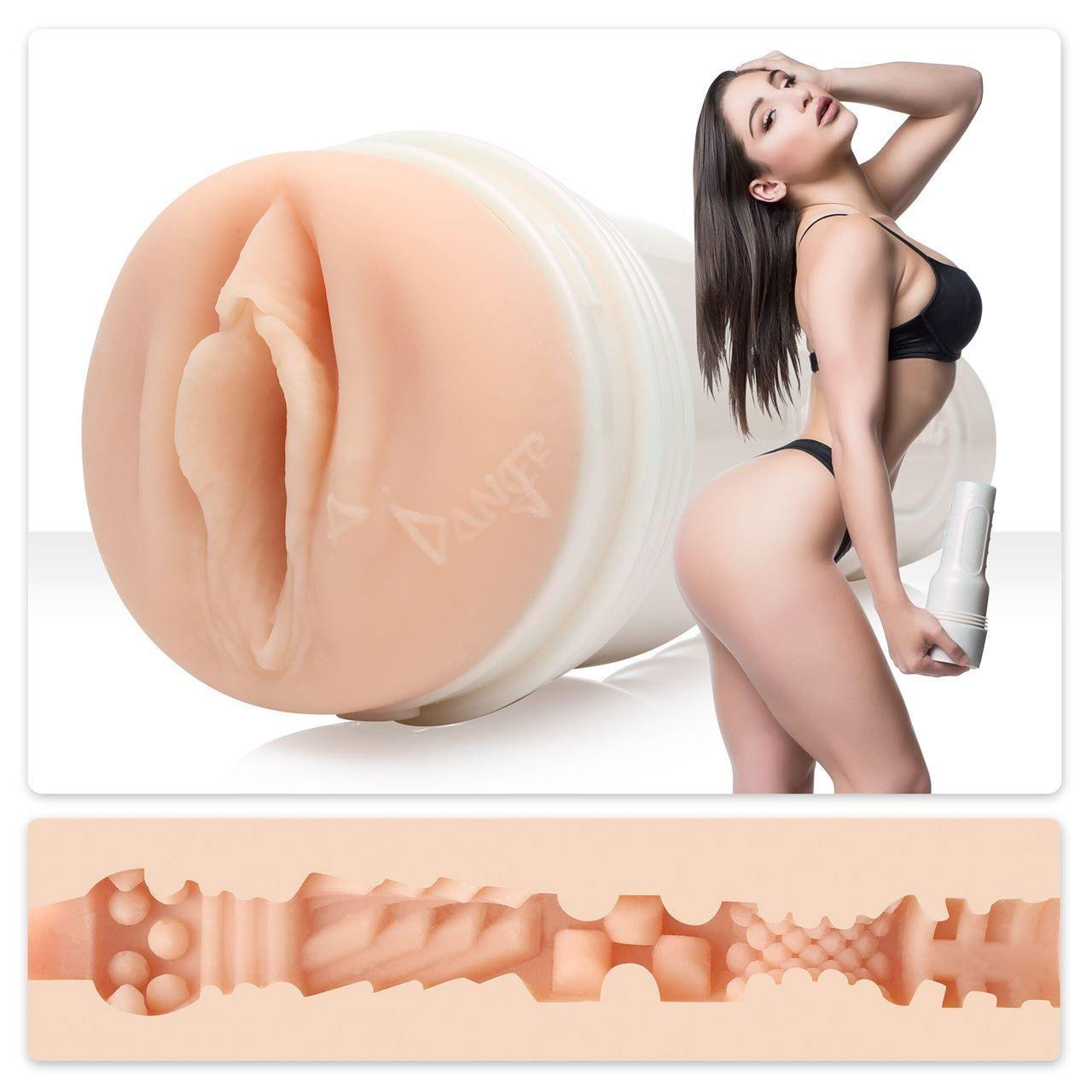 Fleshlight Girls - Abella Danger Danger - RedSatinUK