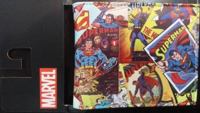 Comics Wallets