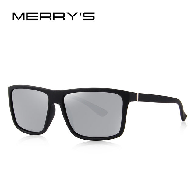 MERRYS DESIGN Men Polarized Sunglasses Fashion Male Eyewear 100% UV Protection S8225