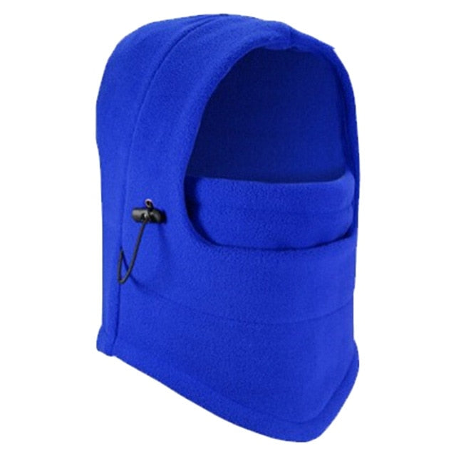 New Balaclava Hat Hooded Neck Warmer Winter Sports Face Mask for Men Ski Bike Motorcycle Helmet Beanies Masked cap