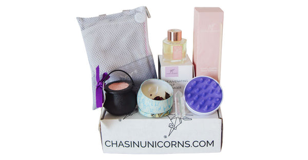 Chasin' Unicorns - Chasin Unicorns - The Monthly Ritual Box - One Time Purchase