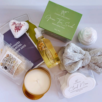 THE BATH BOX
