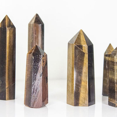 Tigers Eye Point Protection