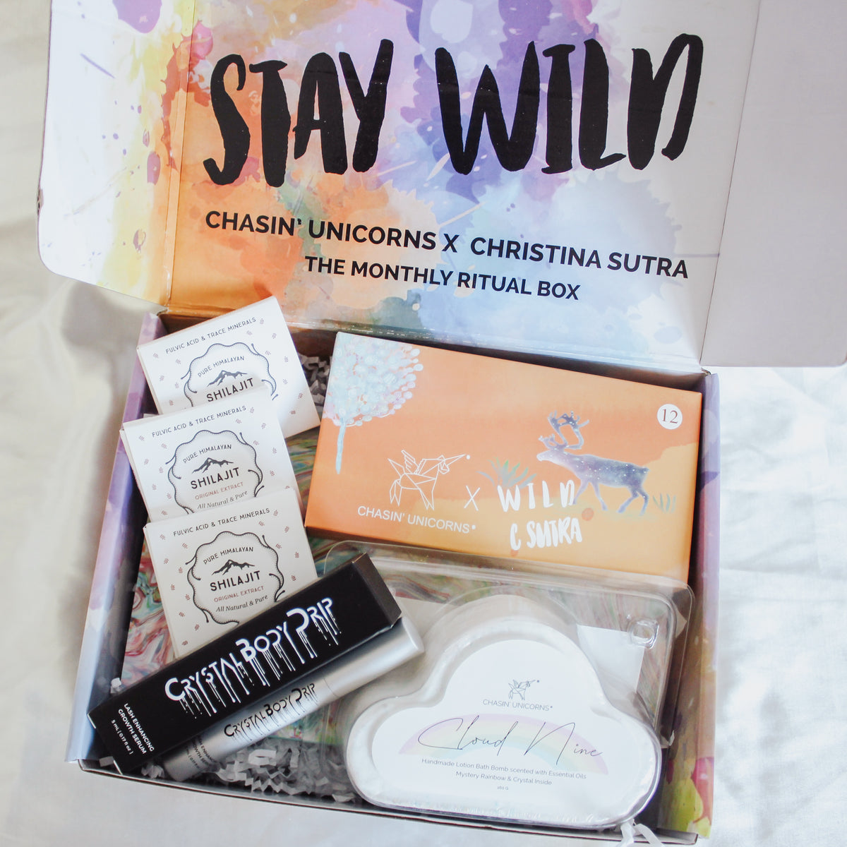 The Sutra Ritual Box