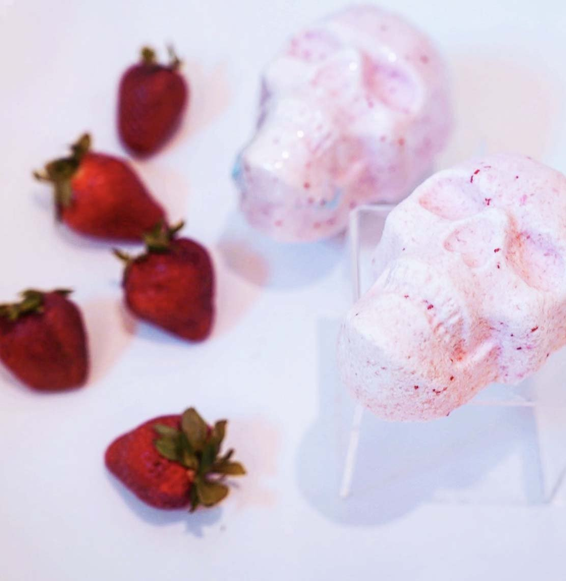 Strawberry Fields Forever Bath Bomb