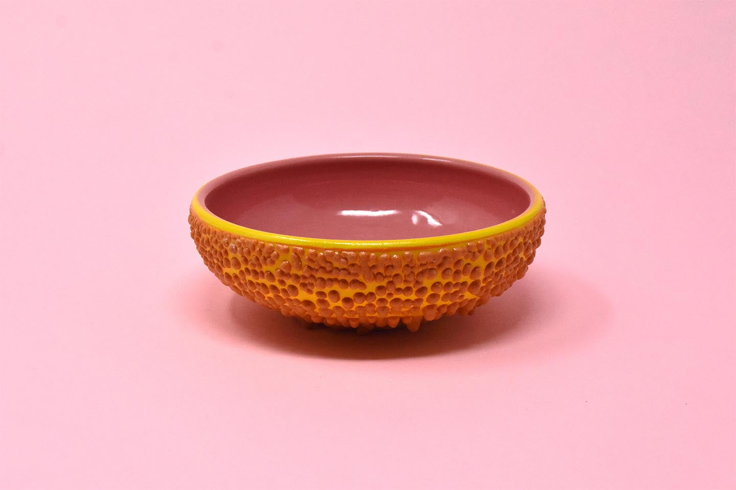 Bowl - Yellow Orange