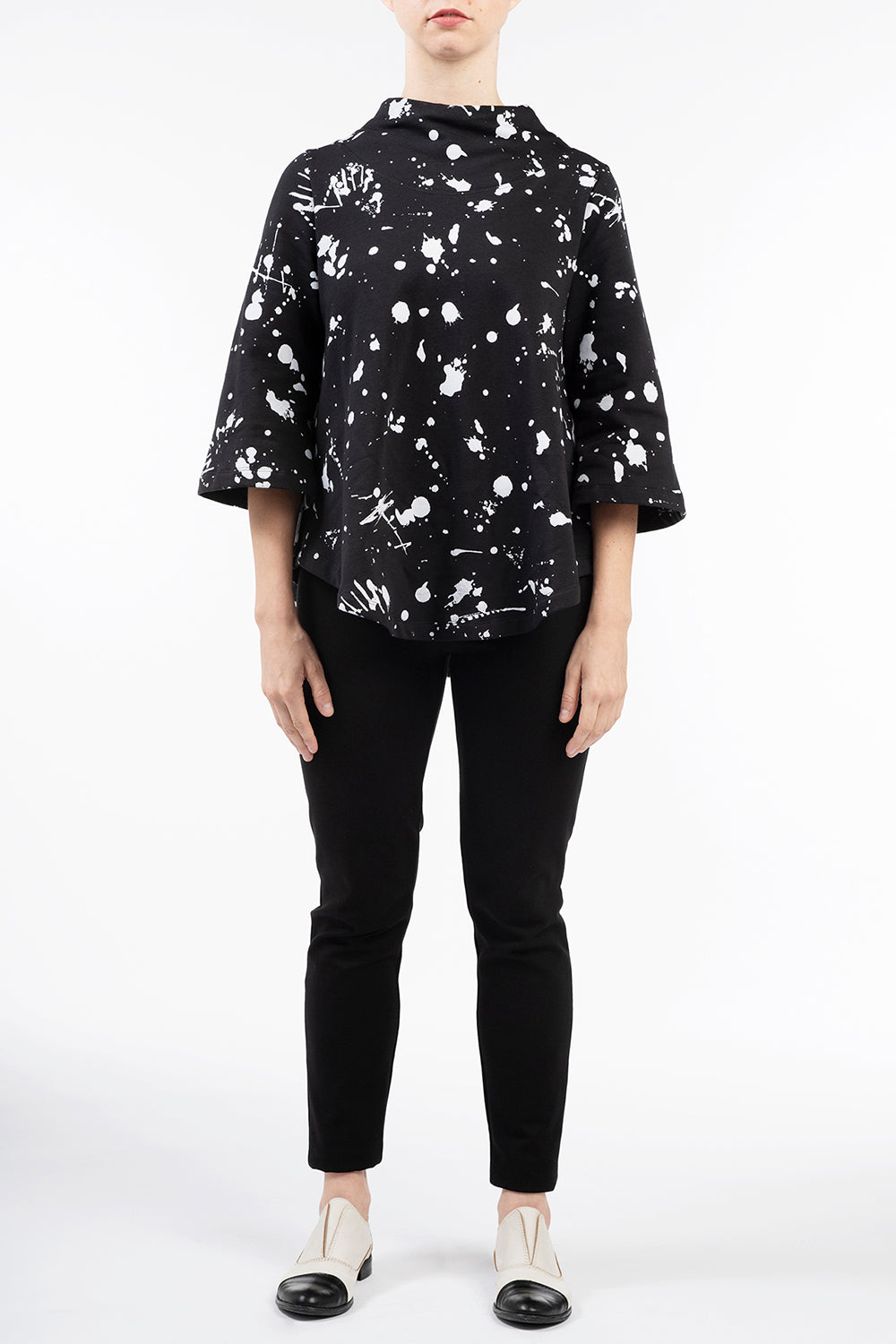 Splatter Swing Sweatshirt