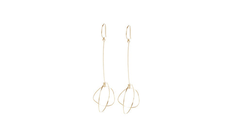 XL Orbit Earring