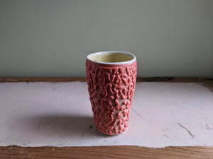Bubble Cup - Pink with Red Tag