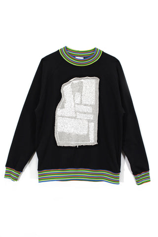 Applique Sweatshirt
