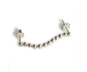 Ball Chain Earring