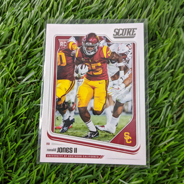 2018 Ronald Jones II Rookie Card RC Score #363
