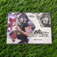 Drew Lock 2019 HIT NL Next Level Rookie Card RC