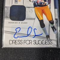 Emmanuel Sanders Dress for Success Rookies and Stars Autograph 95/100 2010 #9