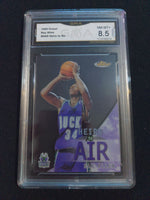 1999 Topps Finest Ray Allen #HA9 Heirs to Air GMA 8.5