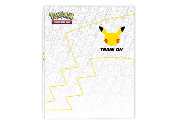 Pokemon TCG: First Partner Collector's Binder