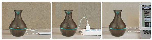 Guide Humidificateur USB en Bois
