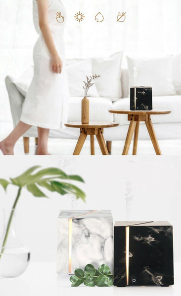 humidificateur dair marbre yoga