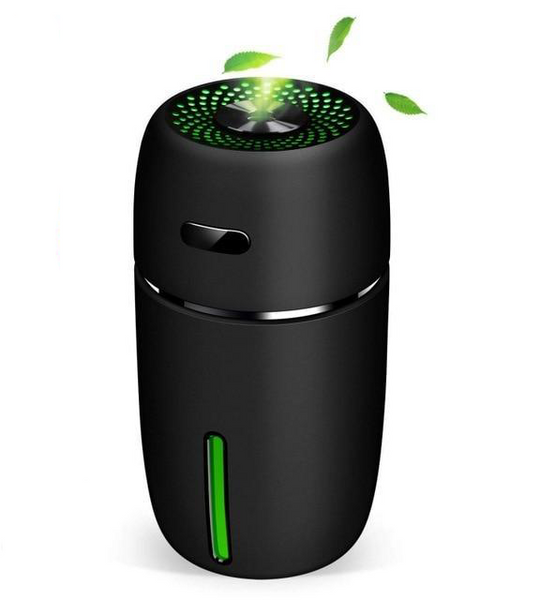Humidificateur d'Air USB Pour Voiture Ambiance Zen - VapCar - Planet'Air