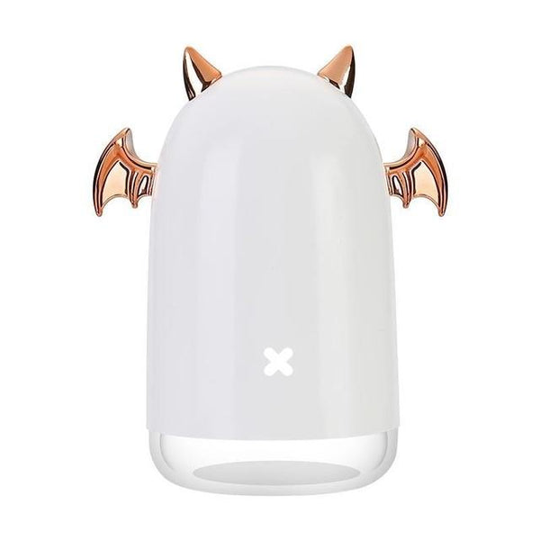 Humidificateur Air USB en Forme de Diable couleur blanche