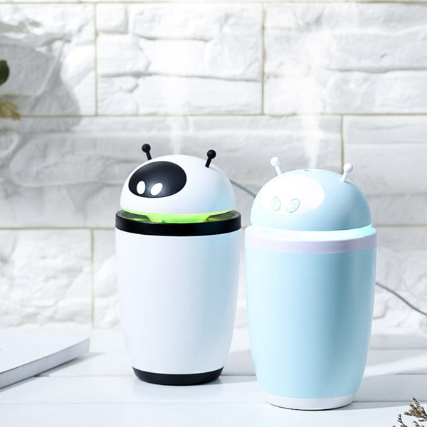 Humidificateur d'Air En Forme de Robot