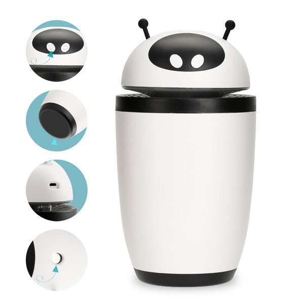 Humidificateur Portable En Forme de Robot