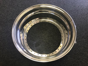 "16"" Rim Halves for BBS RS"