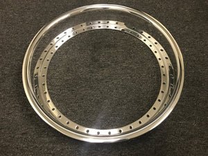 "18"" Reverse Rim Halves for Imperi Genesis"