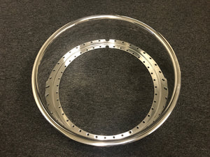 "18"" Reverse Rim Halves for Blitz Type 03"
