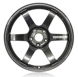 Volk TE37 Saga 18x10.5 +15 5x114.3 Diamond Dark Gunmetal