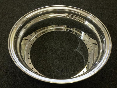 "15 to 16"" Step Lip Outer 30 Hole for BBS RS"