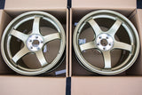 Advan TC III 18x9.5 +45 5x100 Gold