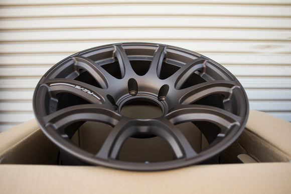 Gram Lights 57Trans-X Overseas 18x9 +25 5x150 Dark Bronze / Machining