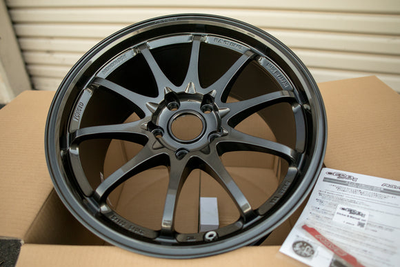 Volk CE28 Club Racer II Black Edition 18x9.5 +38 5x120 Diamond Dark Gunmetal
