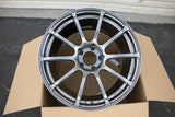 Advan RS II 18x9.5 +45 5x114.3 Racing Hyper Black