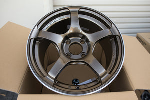 Advan TC4 15x8 +35 4x100 Umber Bronze Metallic