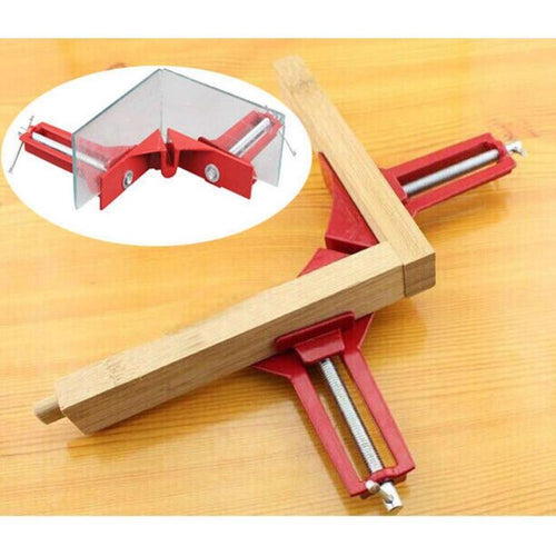 Multifunction 4inch 90 degree Right Angle Clip Picture Frame Corner Clamp 100mm Mitre Clamps Corner