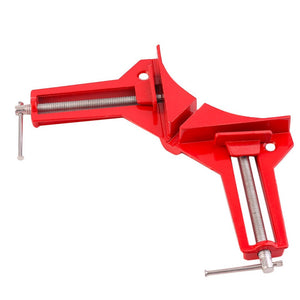 1 Pcs Woodworking 90 Degree Right Angle Clip Corner Clamp Picture Frame Holder Tool