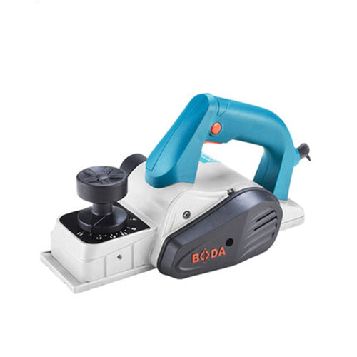 Plastic/aluminum Shell Wood Planer Electric Planer 220v/50hz Woodworking Planer Max Cutting Width 82mm 18000r/m