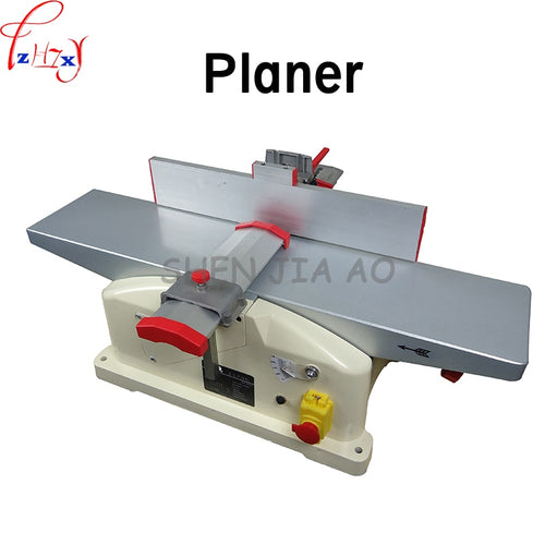 Household desktop woodworking planer machine multi-functional DIY electric planer wood planing machine 220V 1280W